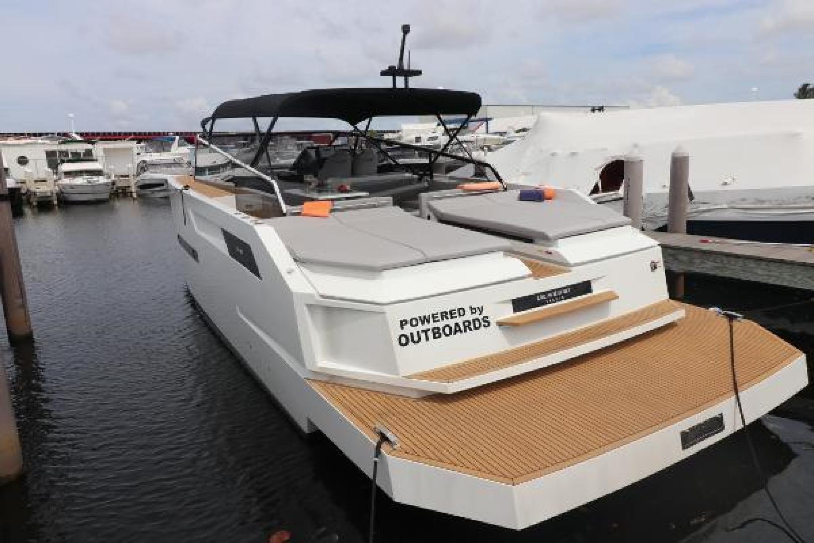 De Antonio-D46 Open 2020-De Antonio Yachts D46 Open Fort Lauderdale-Florida-United States-1523056 | Thumbnail