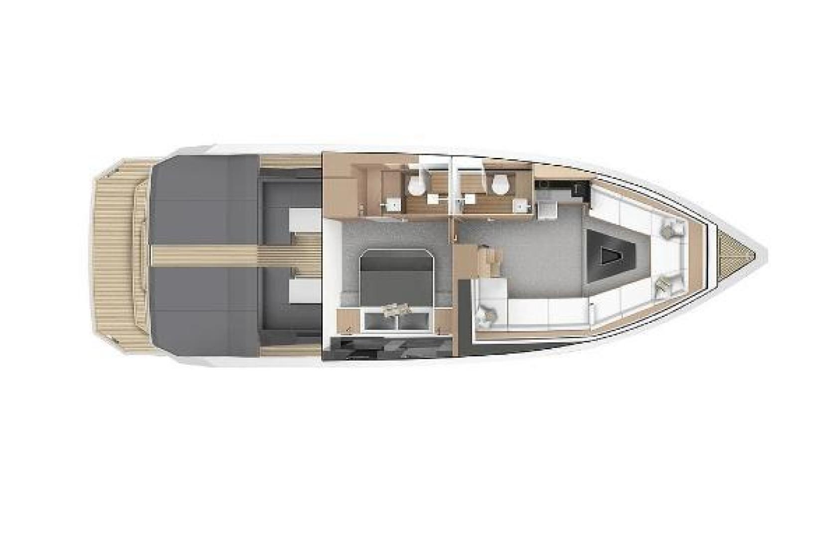 De Antonio-D46 Cruiser 2021-De Antonio Yachts D46 Cruiser Fort Lauderdale-Florida-United States-1523161 | Thumbnail