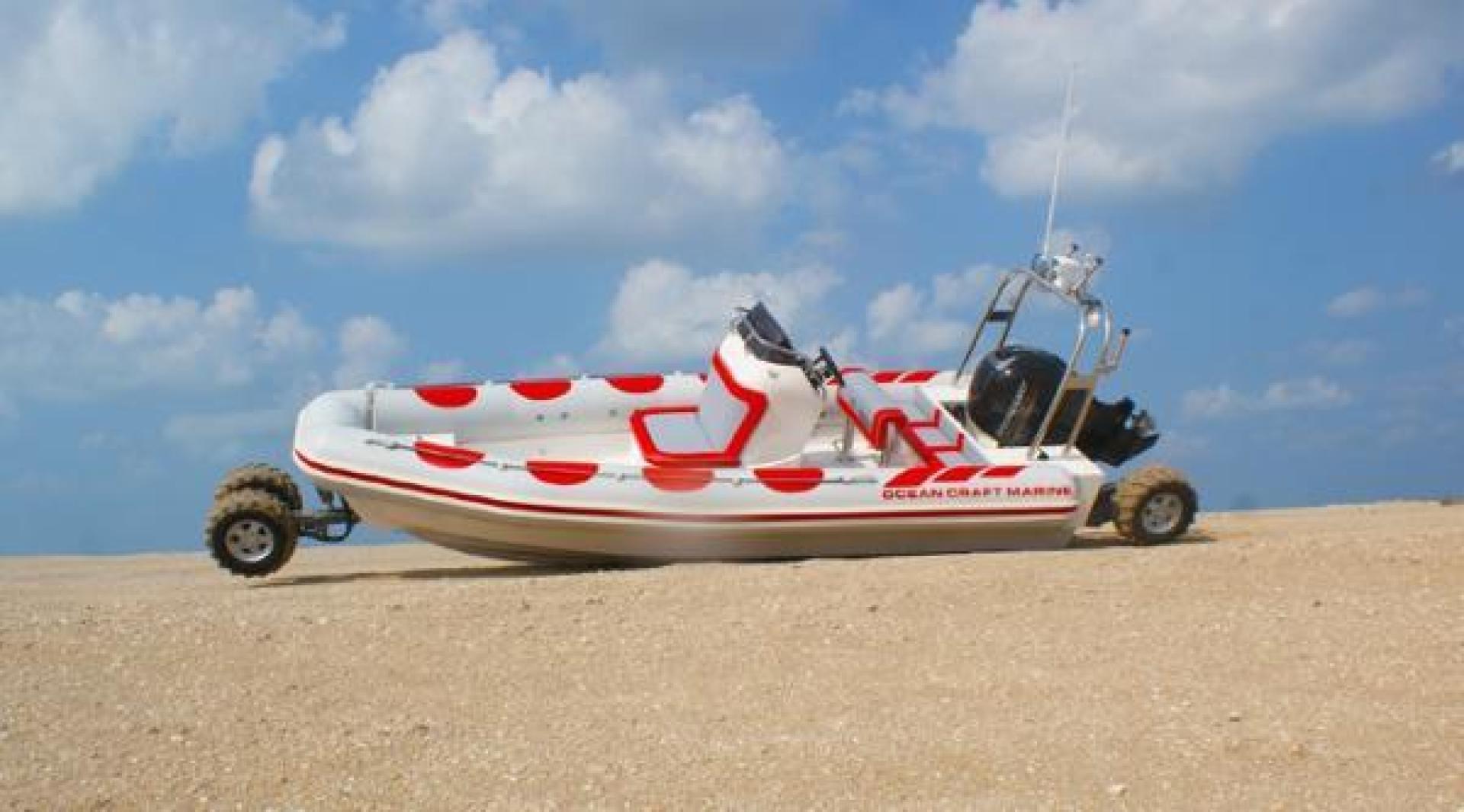 Ocean Craft Marine-7.1 M Amphibious 2021-Ocean Craft Marine 7.1 M Amphibious Fort Lauderdale-Florida-United States-1523222 | Thumbnail