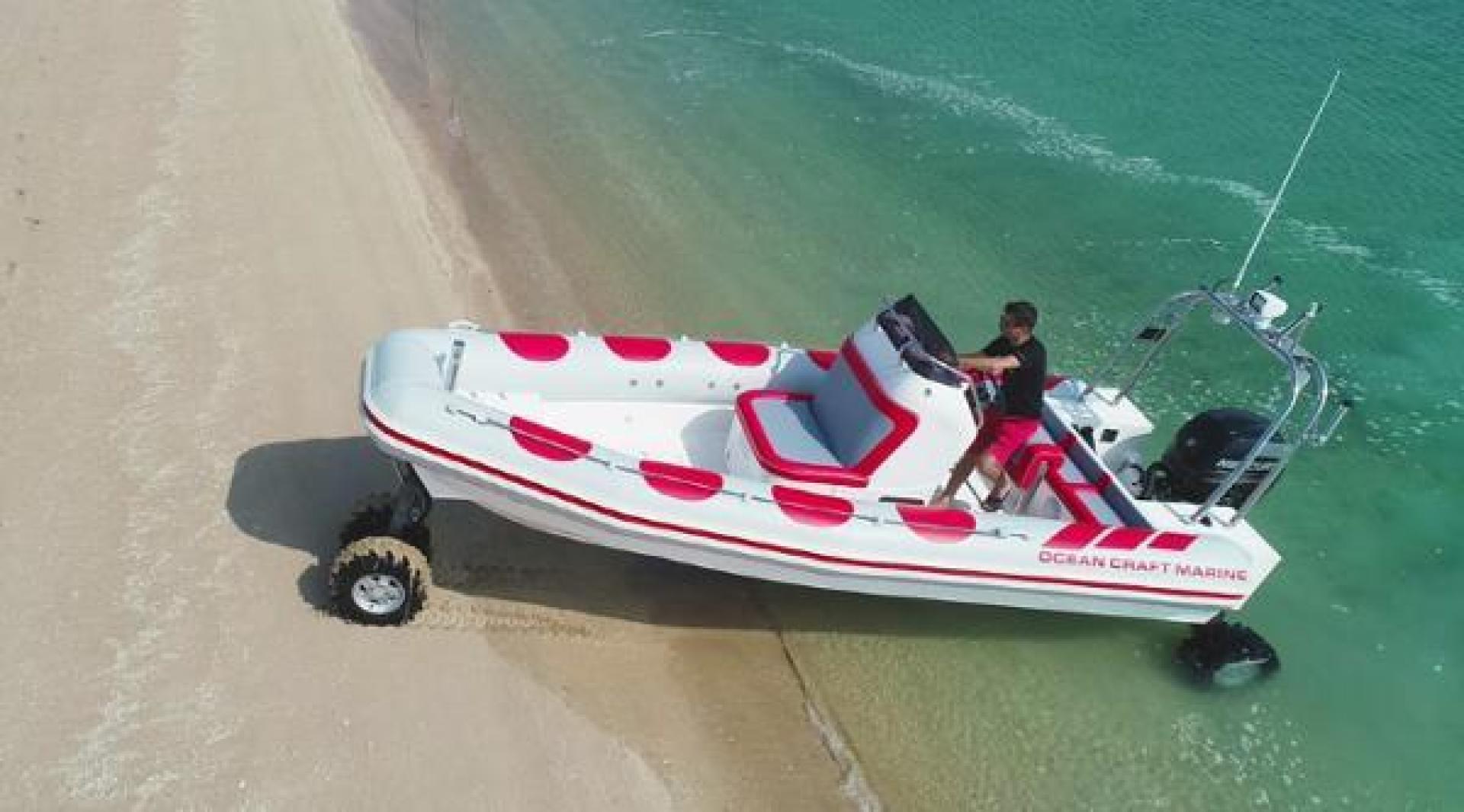 Ocean Craft Marine-7.1 M Amphibious 2021-Ocean Craft Marine 7.1 M Amphibious Fort Lauderdale-Florida-United States-1523229 | Thumbnail