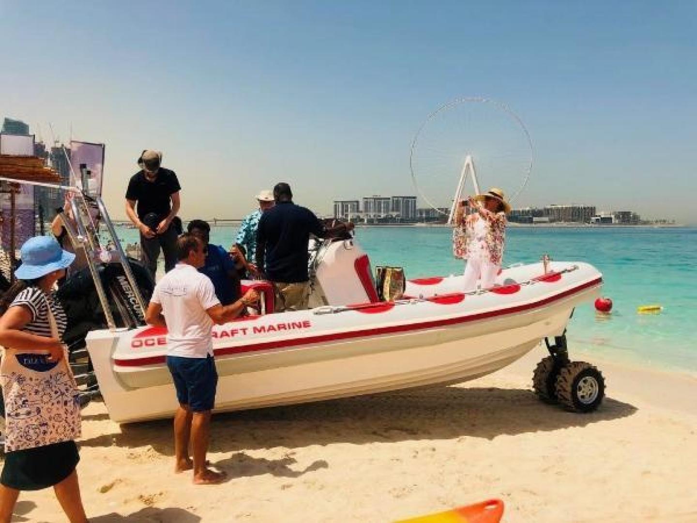 Ocean Craft Marine-7.1 M Amphibious 2021-Ocean Craft Marine 7.1 M Amphibious Fort Lauderdale-Florida-United States-1523224 | Thumbnail