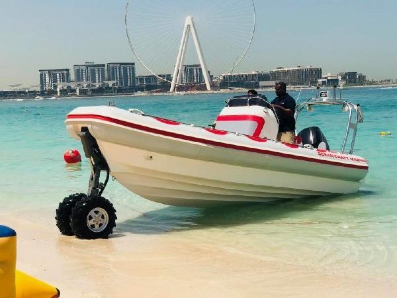 Ocean Craft Marine-7.1 M Amphibious 2021-Ocean Craft Marine 7.1 M Amphibious Fort Lauderdale-Florida-United States-1523220 | Thumbnail