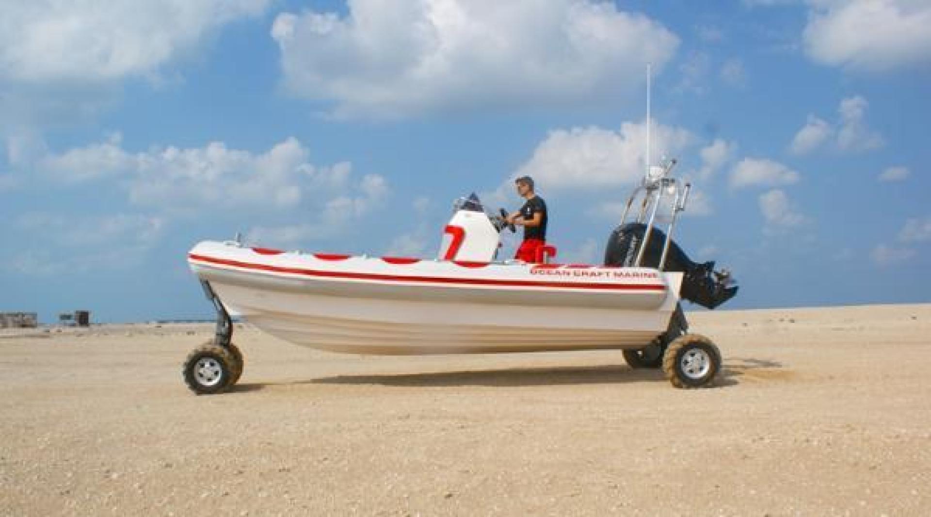 Ocean Craft Marine-7.1 M Amphibious 2021-Ocean Craft Marine 7.1 M Amphibious Fort Lauderdale-Florida-United States-1523214 | Thumbnail