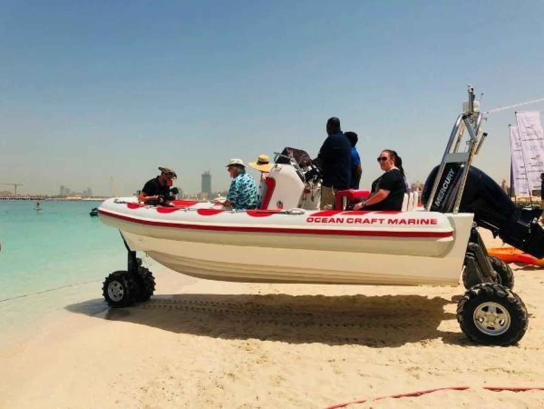 Ocean Craft Marine-7.1 M Amphibious 2021-Ocean Craft Marine 7.1 M Amphibious Fort Lauderdale-Florida-United States-1523225 | Thumbnail