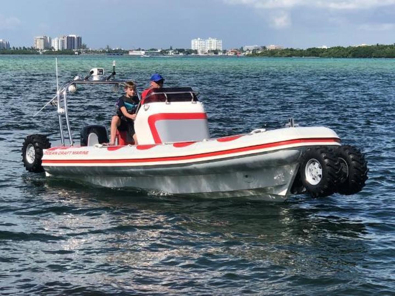 Ocean Craft Marine-7.1 M Amphibious 2021-Ocean Craft Marine 7.1 M Amphibious Fort Lauderdale-Florida-United States-1523218 | Thumbnail