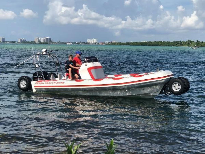 Ocean Craft Marine-7.1 M Amphibious 2021-Ocean Craft Marine 7.1 M Amphibious Fort Lauderdale-Florida-United States-1523216 | Thumbnail