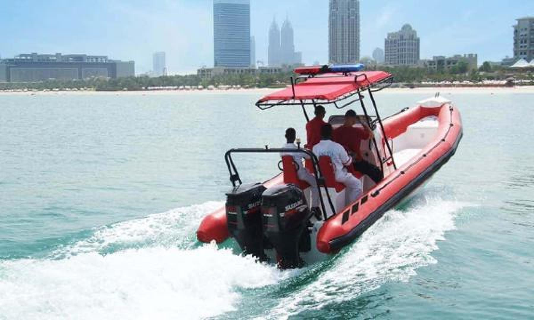 Ocean Craft Marine-Fire-Fighting 8.0 M 2021-Ocean Craft Marine Fire Fighting 8.0 M Fort Lauderdale-Florida-United States-1524131 | Thumbnail