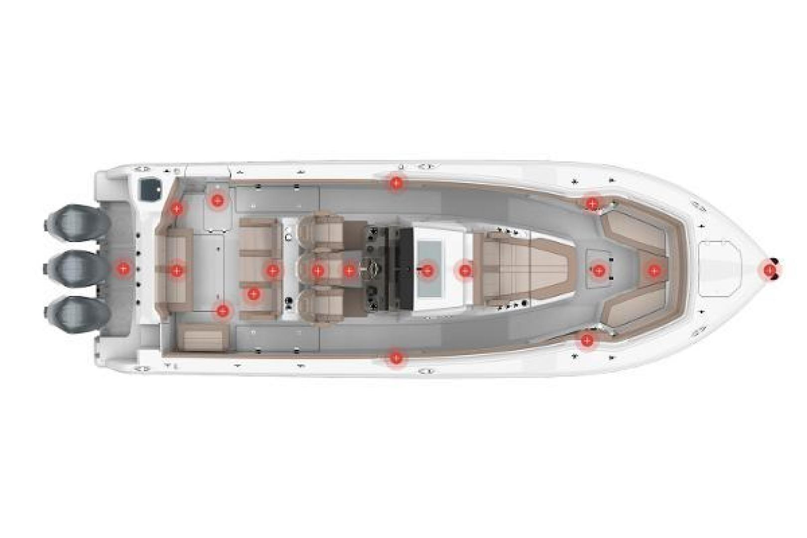 Sailfish-360 CC 2021-Sailfish 360 CC Fort Lauderdale-Florida-United States-Manufacturer Provided Image-1524516 | Thumbnail