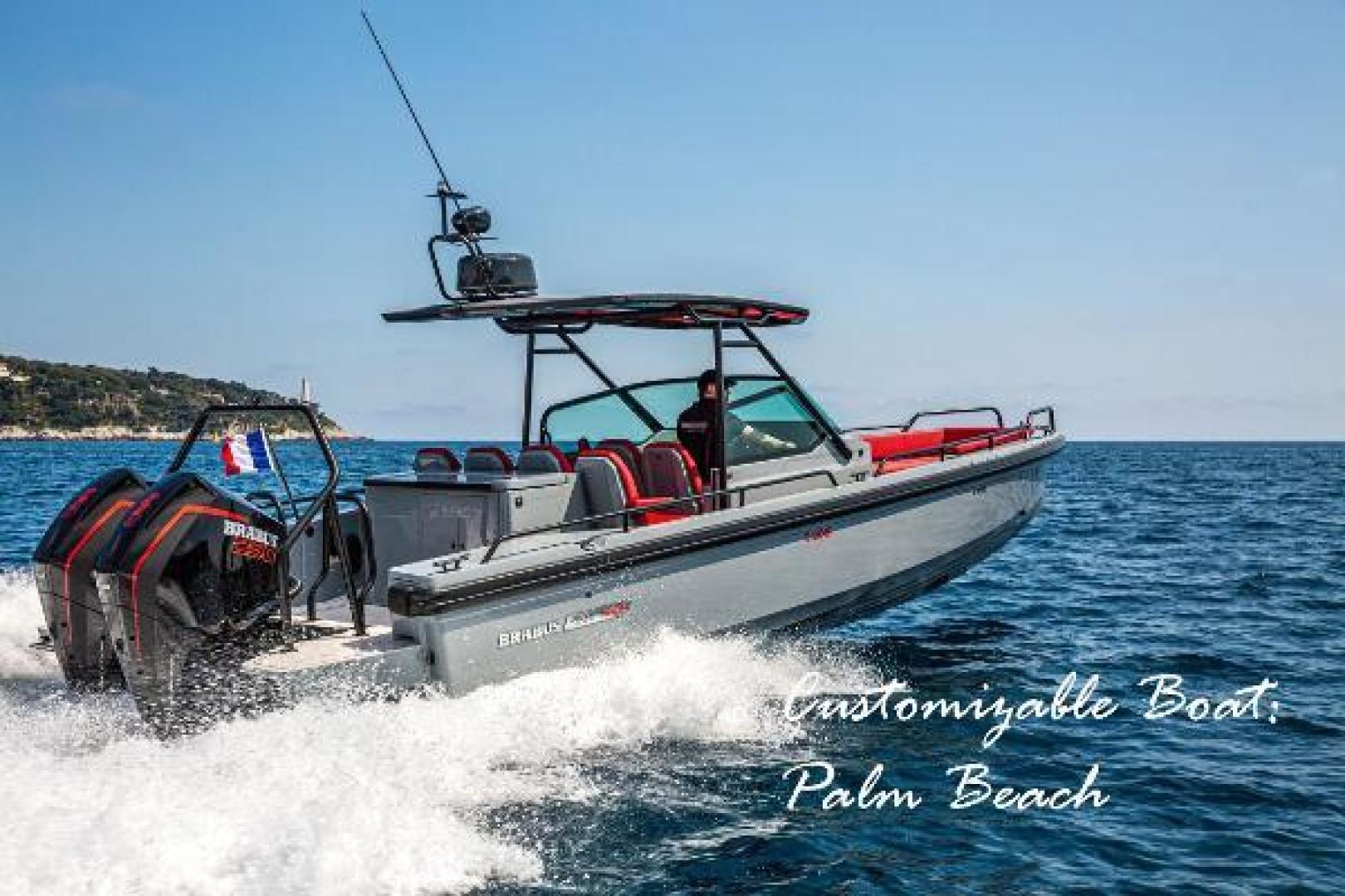 Shadow-Shadow 500 by Axopar 2021-Brabus Shadow 500 by Axopar Palm Beach-Florida-United States-1528311 | Thumbnail