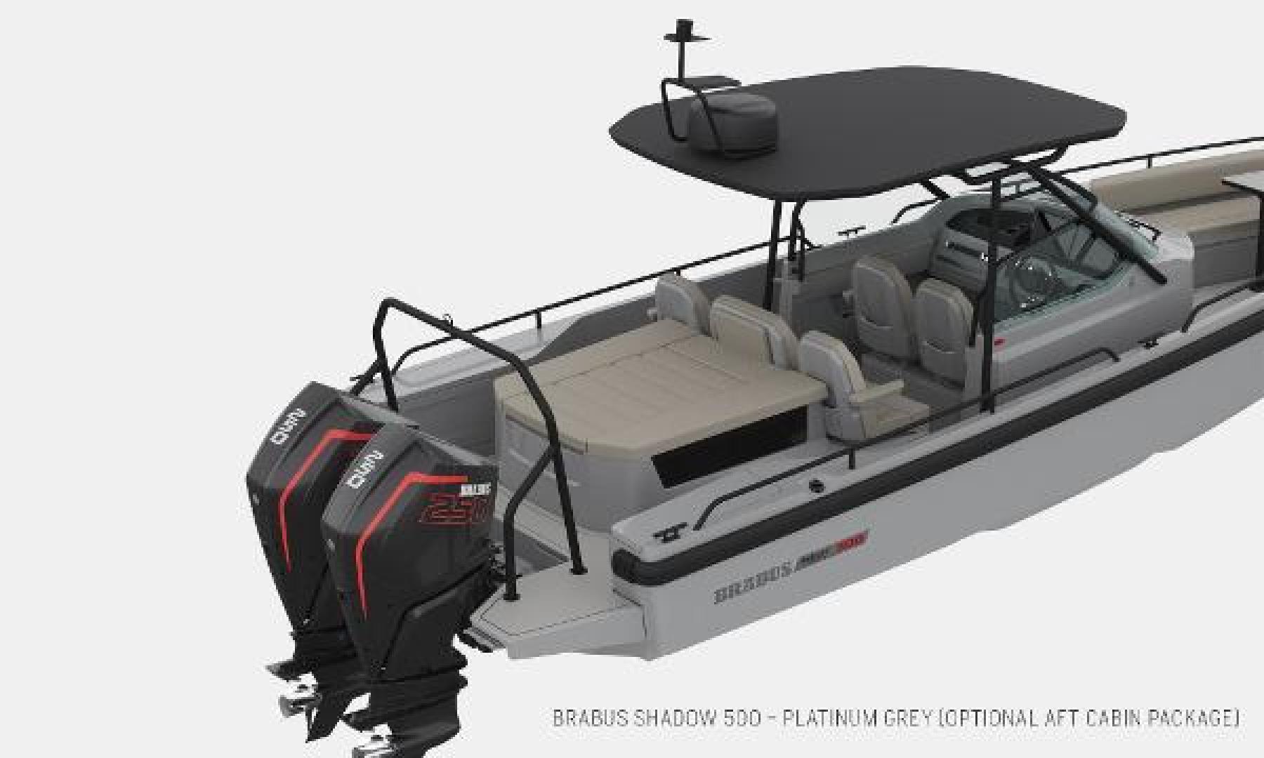 Shadow-Shadow 500 by Axopar 2021-Brabus Shadow 500 by Axopar Palm Beach-Florida-United States-1528323 | Thumbnail