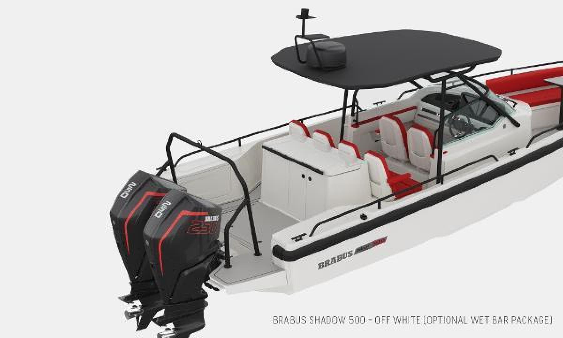 Shadow-Shadow 500 by Axopar 2021-Brabus Shadow 500 by Axopar Palm Beach-Florida-United States-1528320 | Thumbnail