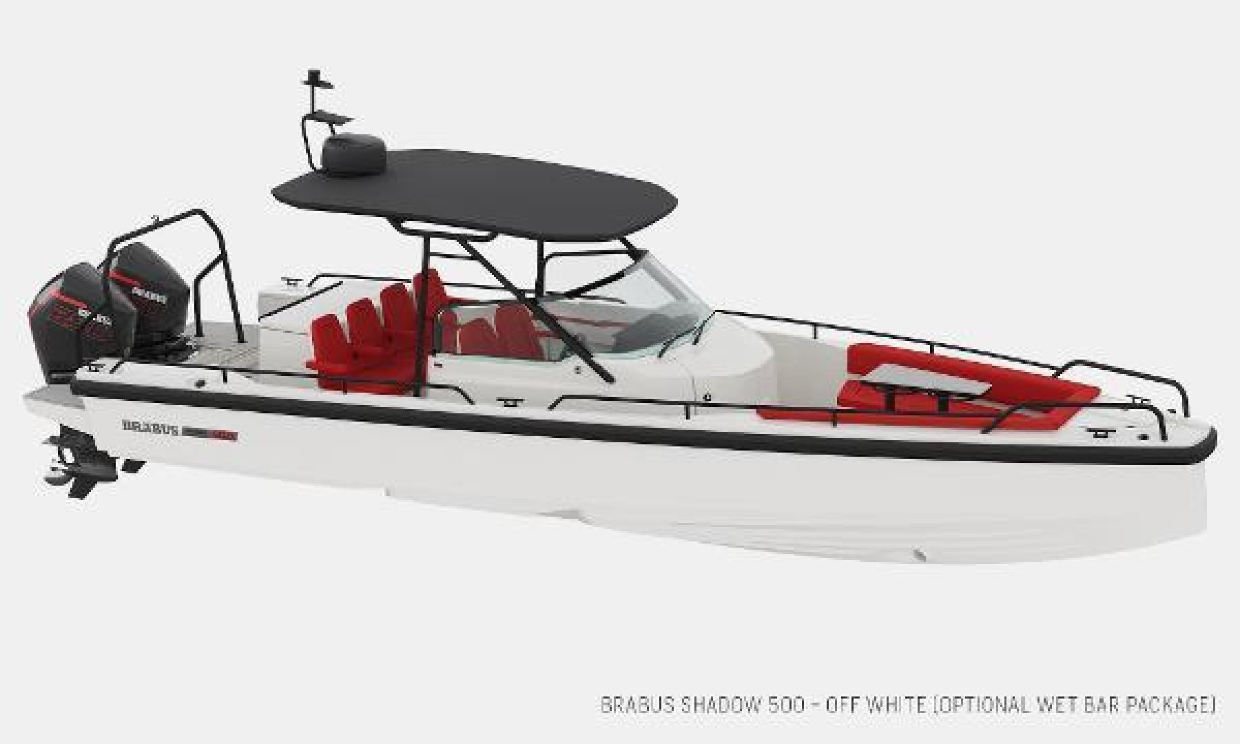 Shadow-Shadow 500 by Axopar 2021-Brabus Shadow 500 by Axopar Palm Beach-Florida-United States-1528321 | Thumbnail