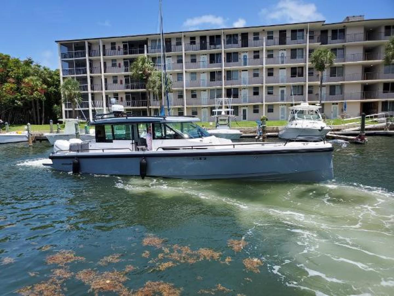 Axopar-37 Sports Cabin 2020-Axopar 37 Sports Cabin Palm Beach-Florida-United States-1529935 | Thumbnail
