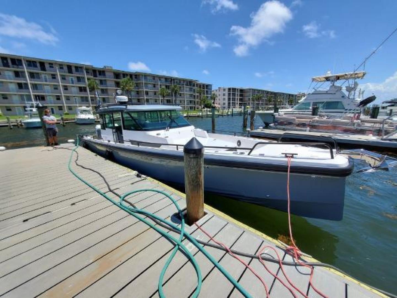 Axopar-37 Sports Cabin 2020-Axopar 37 Sports Cabin Palm Beach-Florida-United States-1529939 | Thumbnail