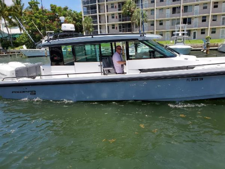 Axopar-37 Sports Cabin 2020-Axopar 37 Sports Cabin Palm Beach-Florida-United States-1529936 | Thumbnail