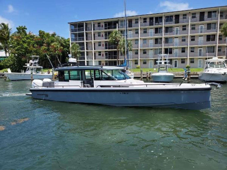 Axopar-37 Sports Cabin 2020-Axopar 37 Sports Cabin Palm Beach-Florida-United States-1529934 | Thumbnail