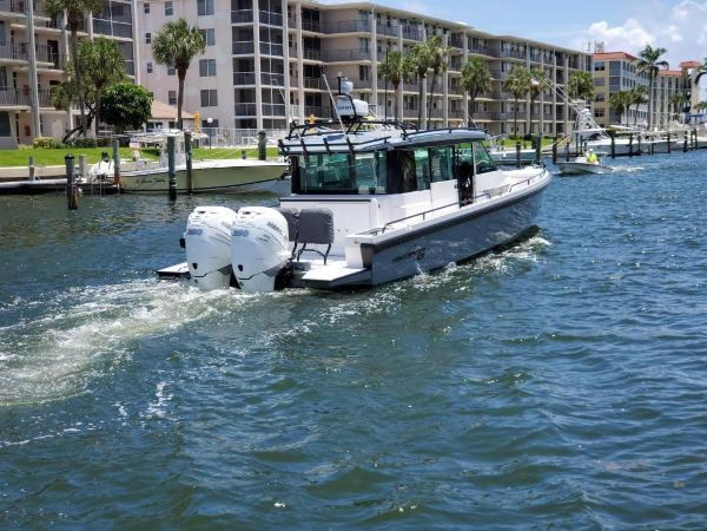 Axopar-37 Sports Cabin 2020-Axopar 37 Sports Cabin Palm Beach-Florida-United States-1529937 | Thumbnail