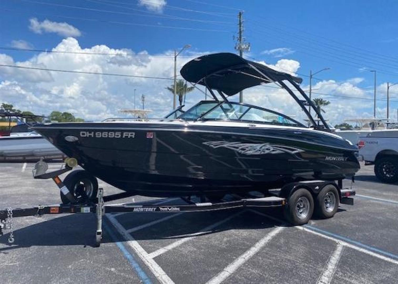 Monterey-224FSX 2017-Monterey 224FSX Tampa Bay-Florida-United States-1530710 | Thumbnail