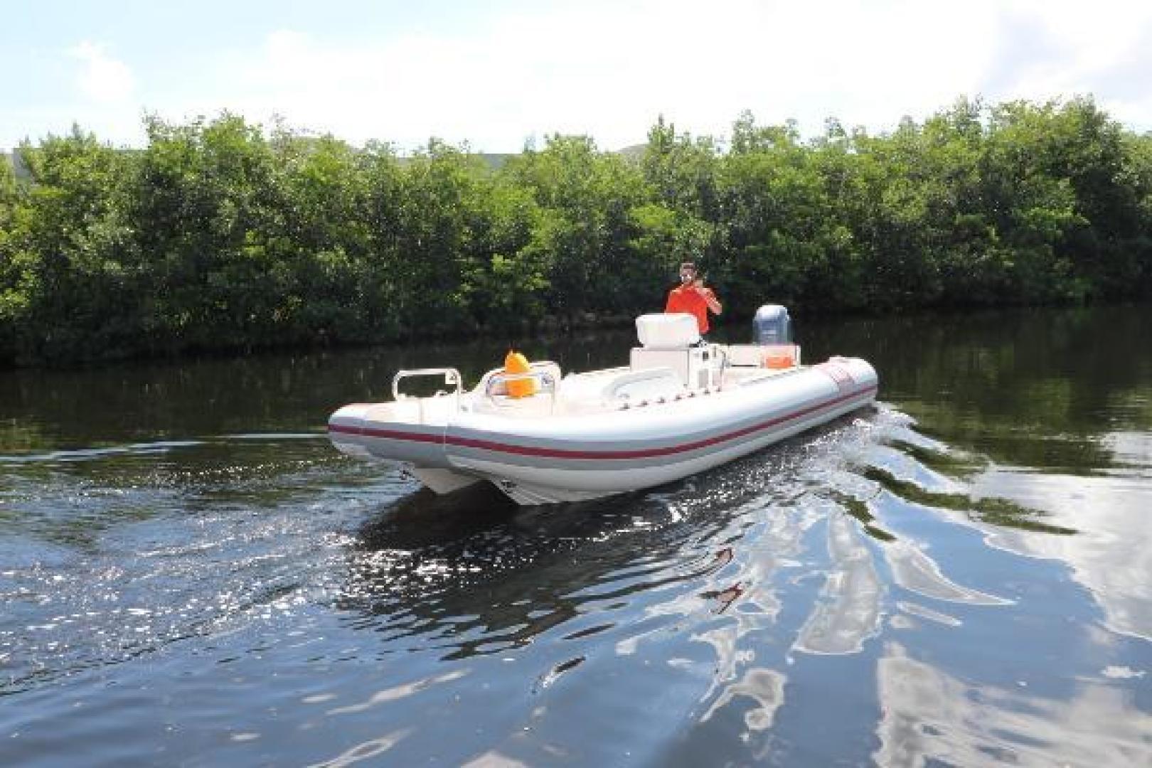Novurania-Catamaran 24 2017-Novurania Catamaran 24 Fort Lauderdale-Florida-United States-1530844   Thumbnail