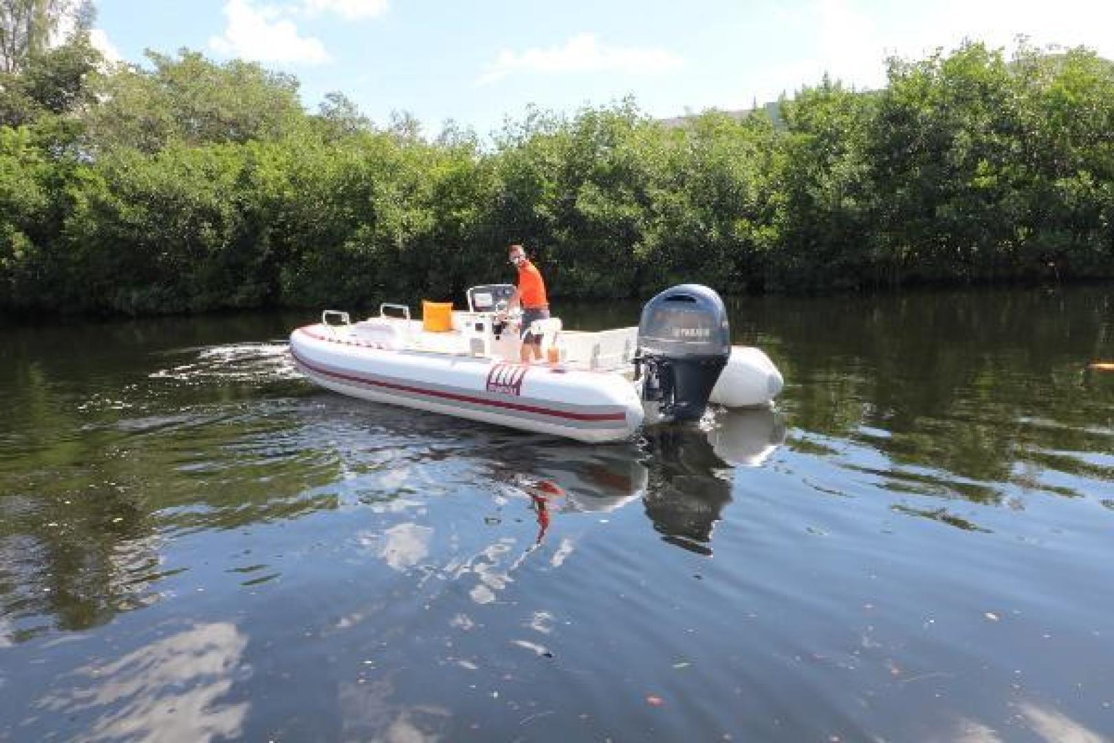 Novurania-Catamaran 24 2017-Novurania Catamaran 24 Fort Lauderdale-Florida-United States-1530845   Thumbnail