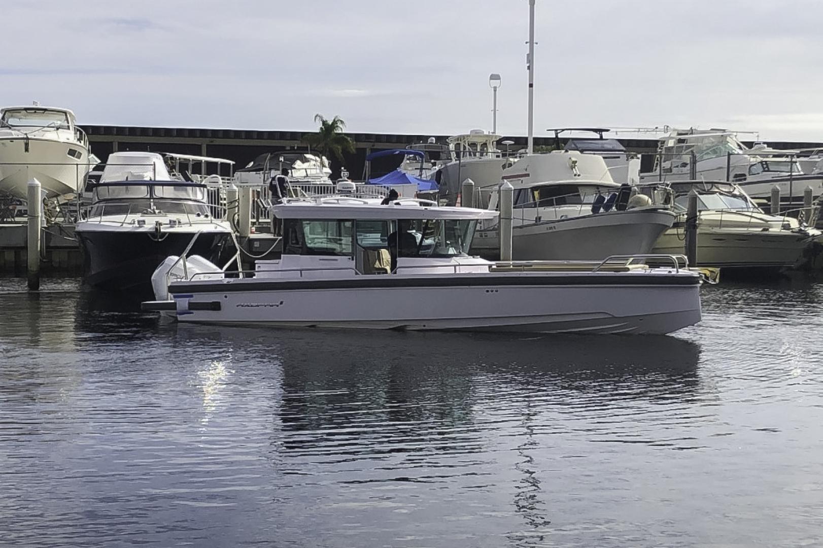 Axopar-28 CABIN 2020-Axopar 28 CABIN Fort Lauderdale-Florida-United States-1586680 | Thumbnail