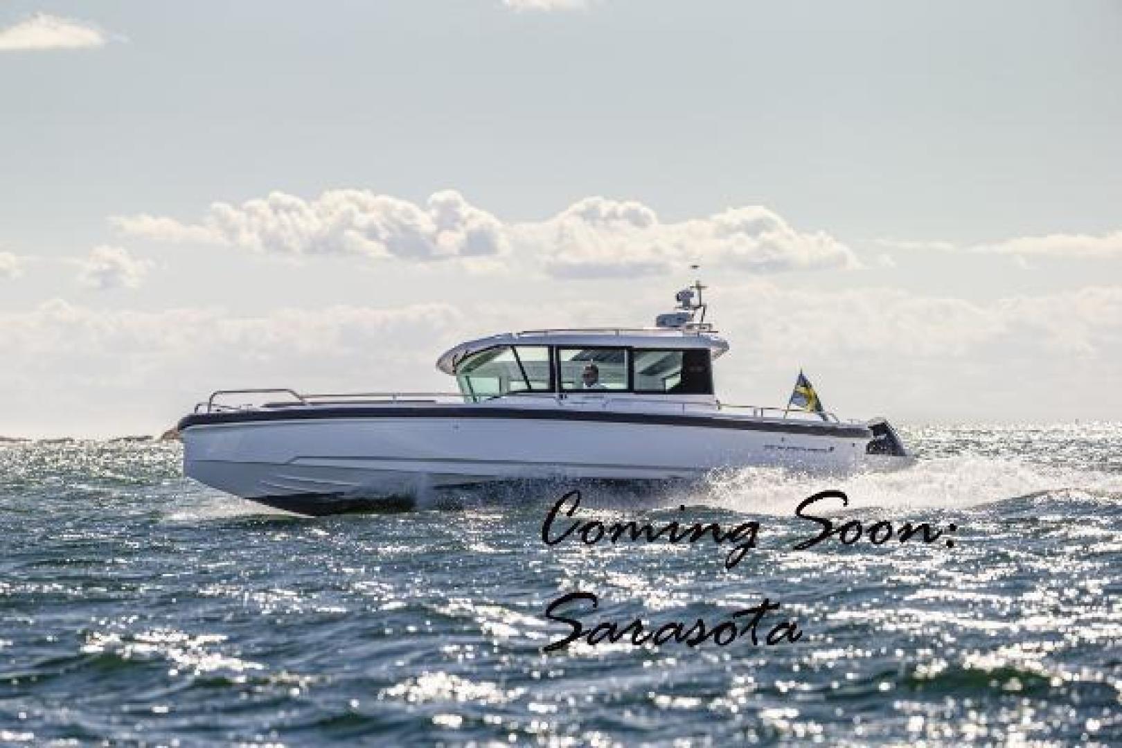 Axopar-28 CABIN 2020-Axopar 28 CABIN Sarasota-Florida-United States-1531397 | Thumbnail