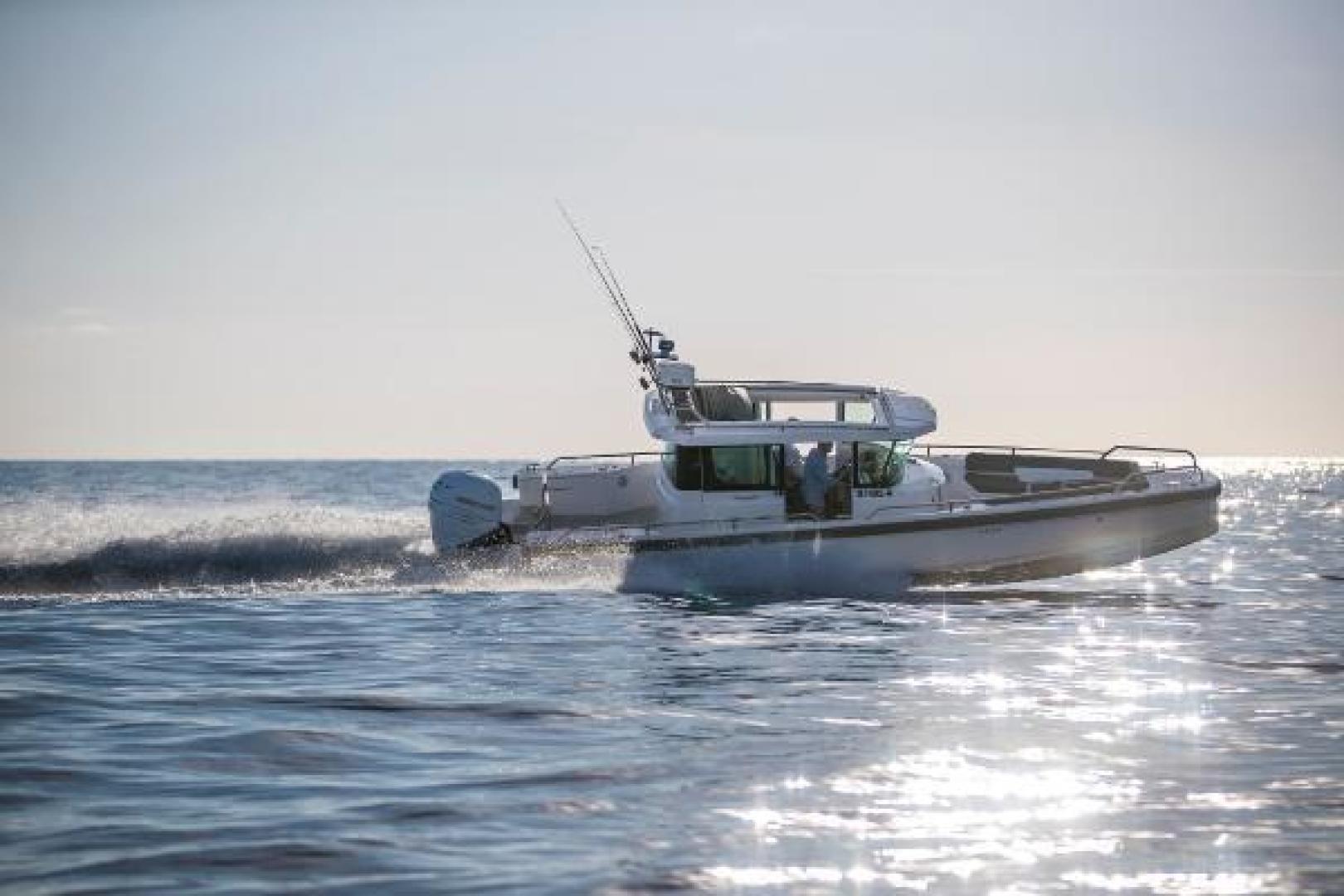 Axopar-28 CABIN 2020-Axopar 28 CABIN Sarasota-Florida-United States-1531399 | Thumbnail