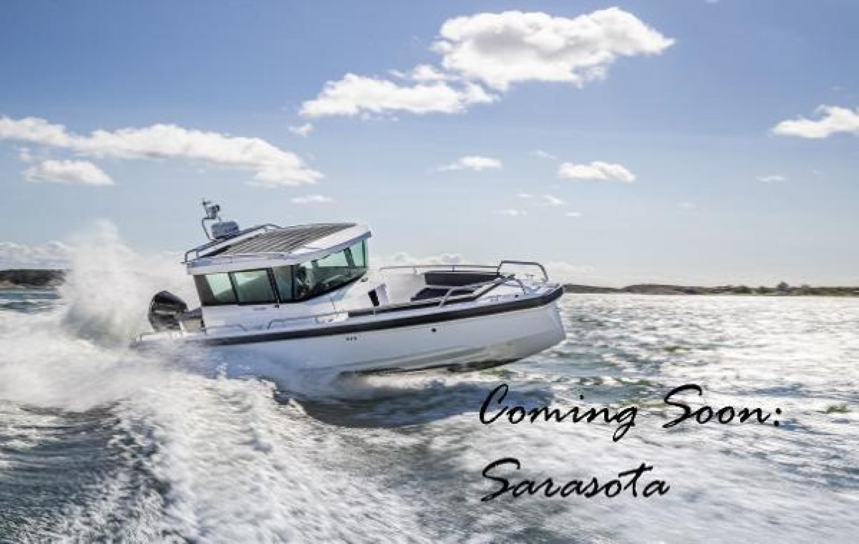 Axopar-28 CABIN 2021-Axopar 28 CABIN Sarasota-Florida-United States-1531520 | Thumbnail