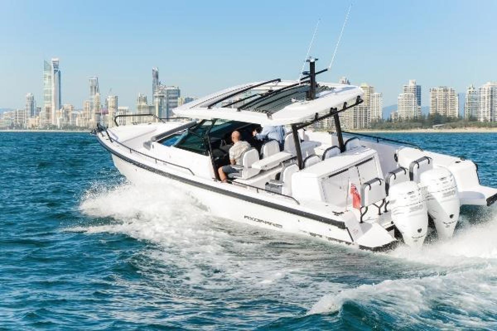 Axopar-37 Sun Top Revolution 2021-Axopar 37 Sun Top Revolution Tampa Bay-Florida-United States-1531602 | Thumbnail