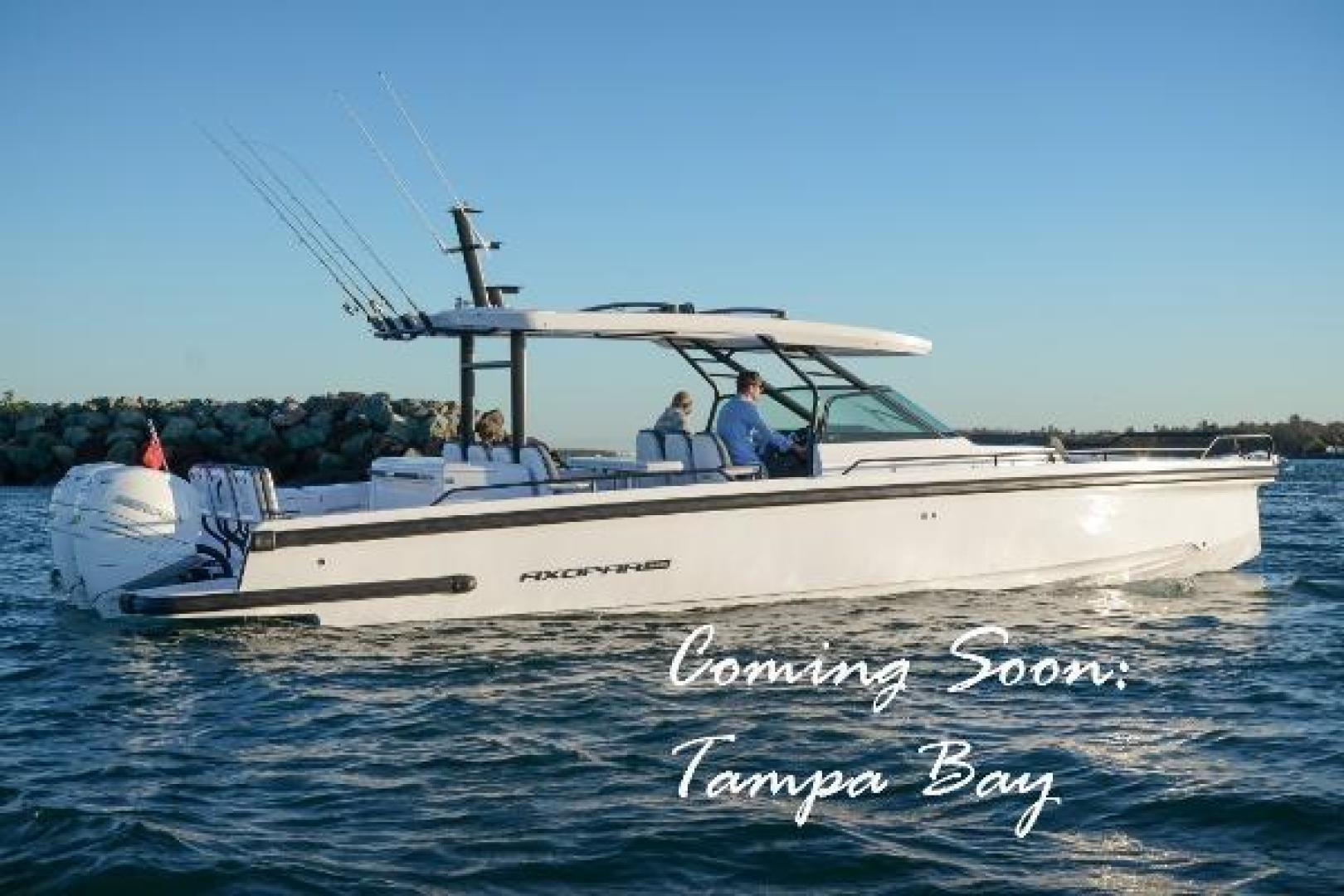 Axopar-37 Sun Top Revolution 2021-Axopar 37 Sun Top Revolution Tampa Bay-Florida-United States-1531600 | Thumbnail