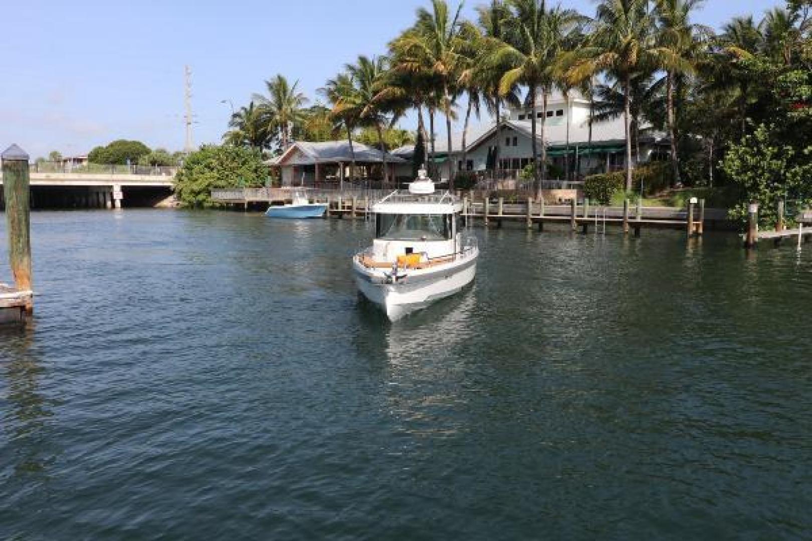 Axopar-28 CABIN 2017-Axopar 28 CABIN Palm Beach-Florida-United States-1531625 | Thumbnail