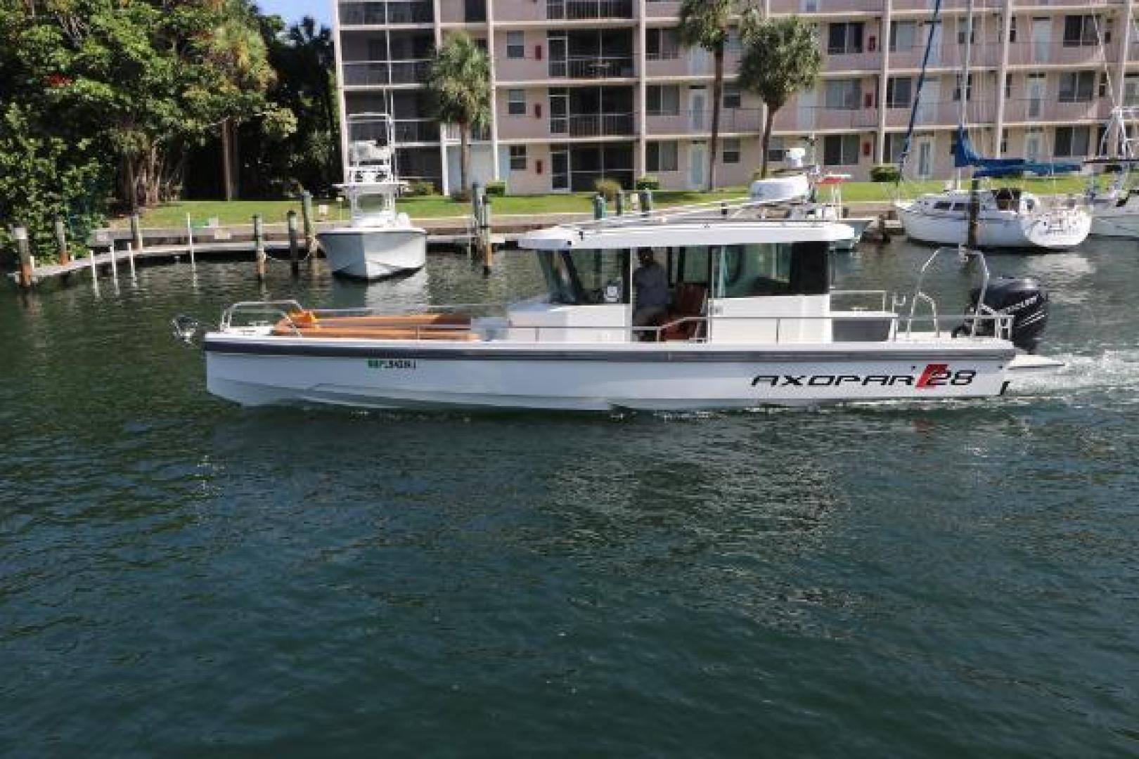 Axopar-28 CABIN 2017-Axopar 28 CABIN Palm Beach-Florida-United States-1531622 | Thumbnail