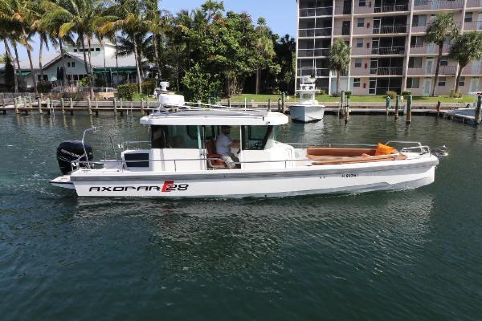 Axopar-28 CABIN 2017-Axopar 28 CABIN Palm Beach-Florida-United States-1531621 | Thumbnail