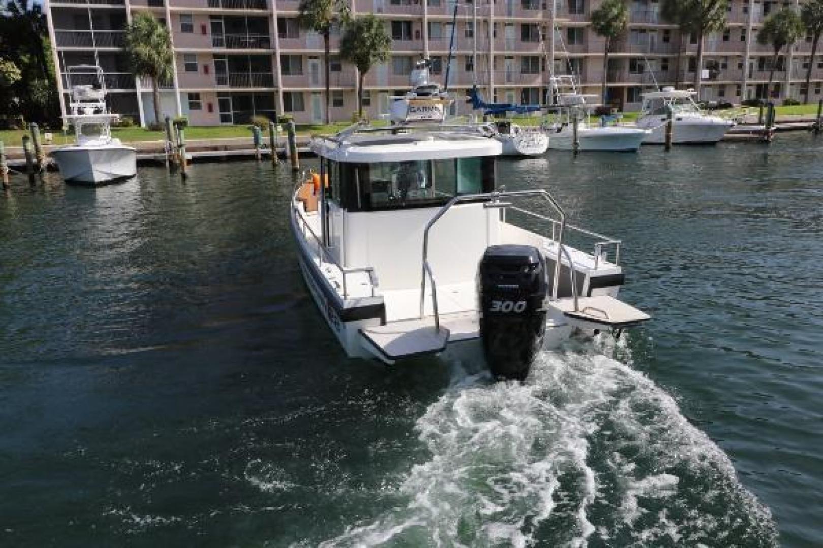 Axopar-28 CABIN 2017-Axopar 28 CABIN Palm Beach-Florida-United States-1531626 | Thumbnail
