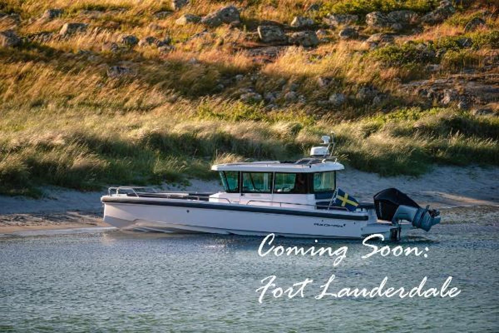 Axopar-28 CABIN 2020-Axopar 28 CABIN Fort Lauderdale-Florida-United States-1531661   Thumbnail