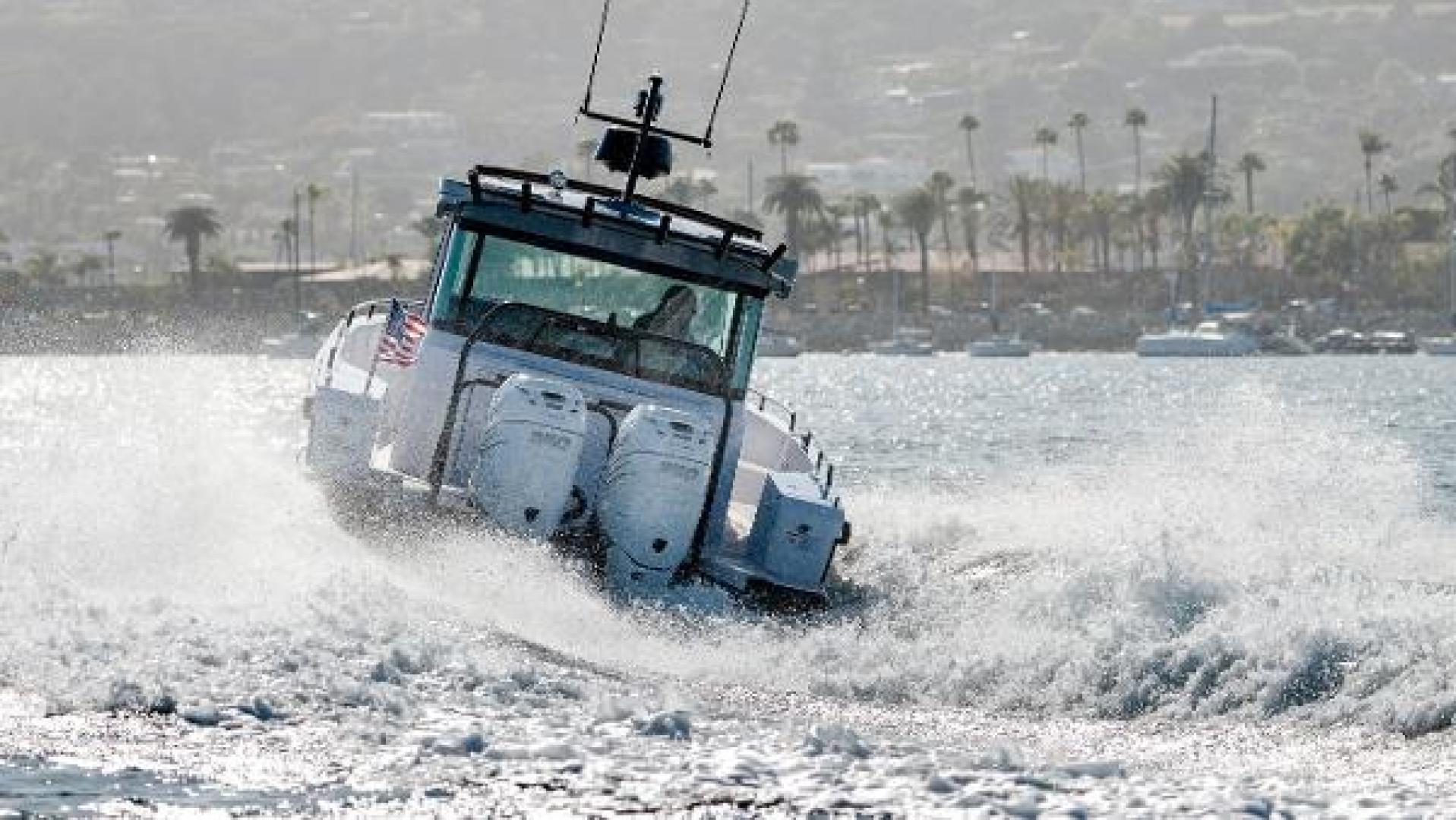 Axopar-37 XC CROSS CABIN 2020-Axopar 37 XC CROSS CABIN Fort Lauderdale-Florida-United States-1531745   Thumbnail