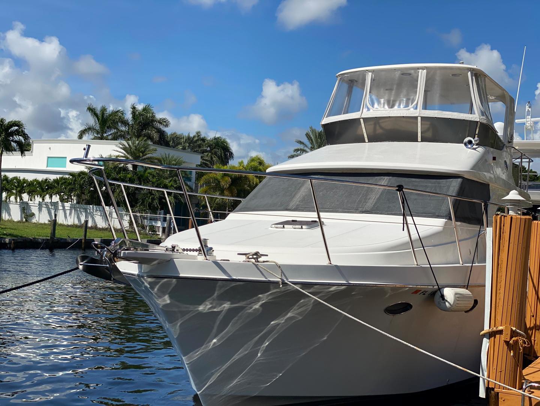 Ocean Alexander-45 Sedan 2007-TRAVELER Fort Lauderdale-Florida-United States-1533493 | Thumbnail