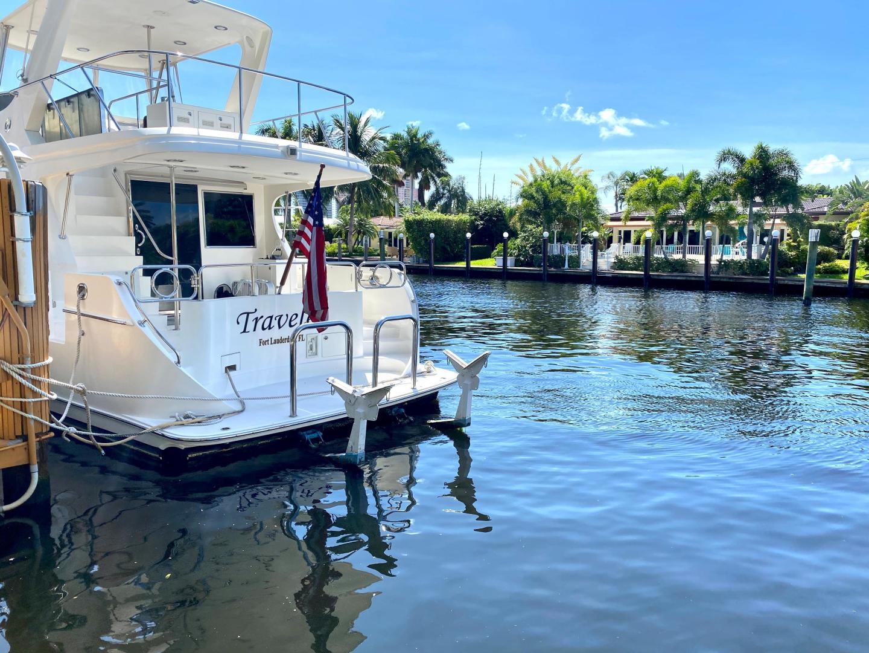 Ocean Alexander-45 Sedan 2007-TRAVELER Fort Lauderdale-Florida-United States-1533494 | Thumbnail