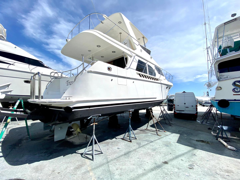Ocean Alexander-45 Sedan 2007-TRAVELER Fort Lauderdale-Florida-United States-1533526 | Thumbnail
