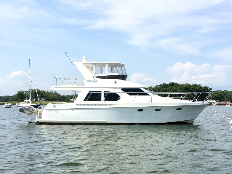 Ocean Alexander-45 Sedan 2007-TRAVELER Fort Lauderdale-Florida-United States-1533492 | Thumbnail