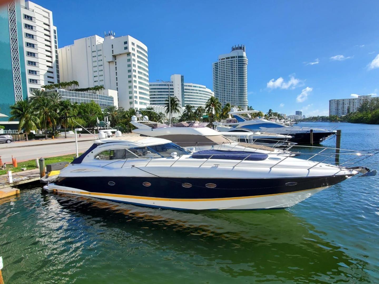 Sunseeker-Predator 2002-Y KNOT Miami-Florida-United States-1533866 | Thumbnail