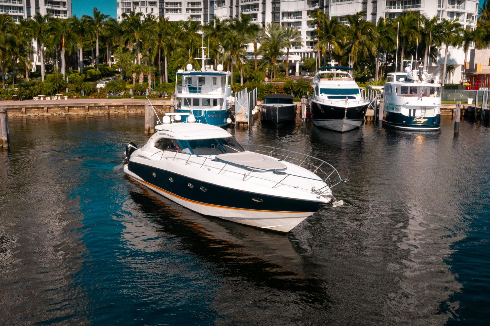 Sunseeker-Predator 2002-Y KNOT Miami-Florida-United States-1533865 | Thumbnail