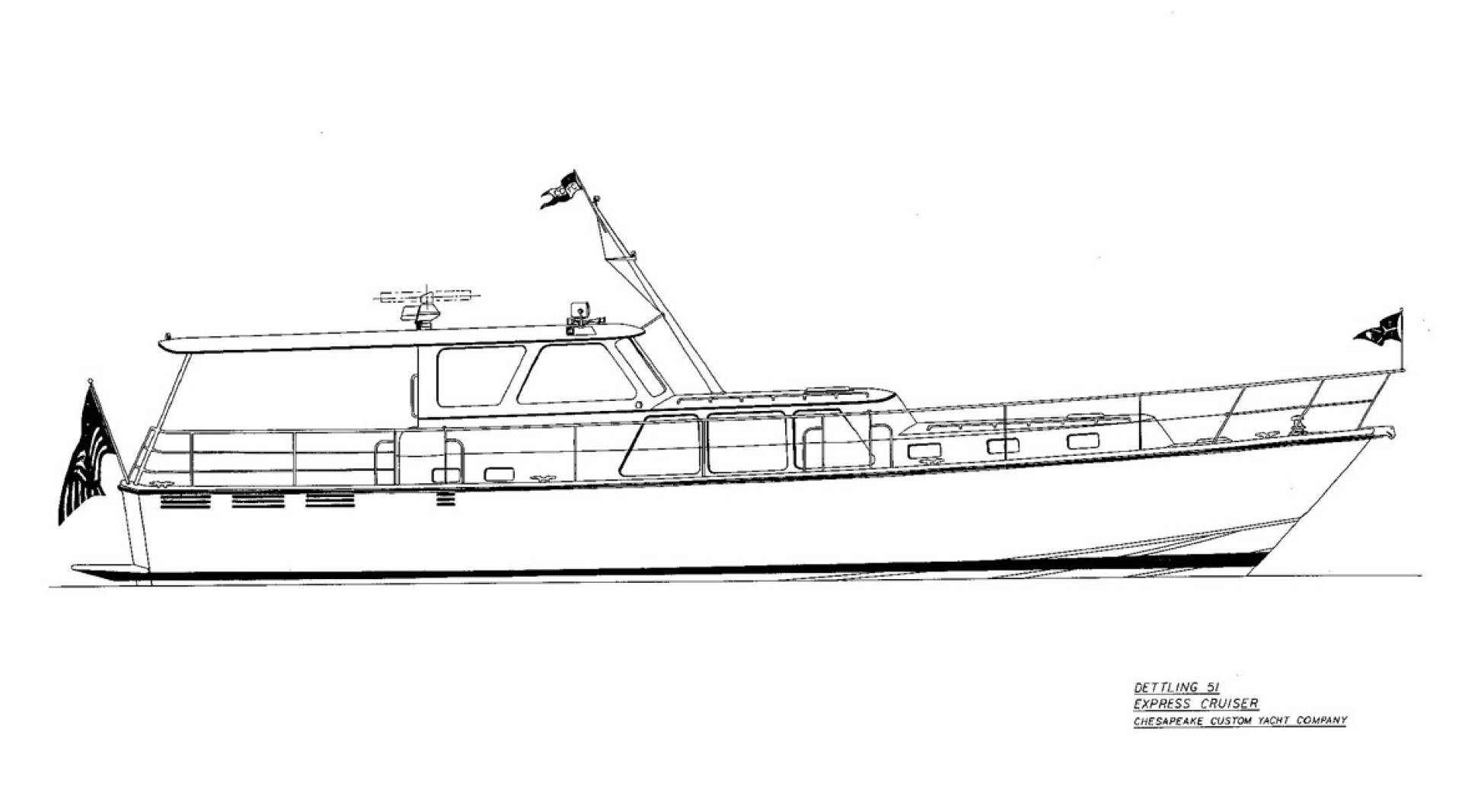 Dettling-Express Cruiser 2004-QB III Fort Lauderdale-Florida-United States-1539759 | Thumbnail
