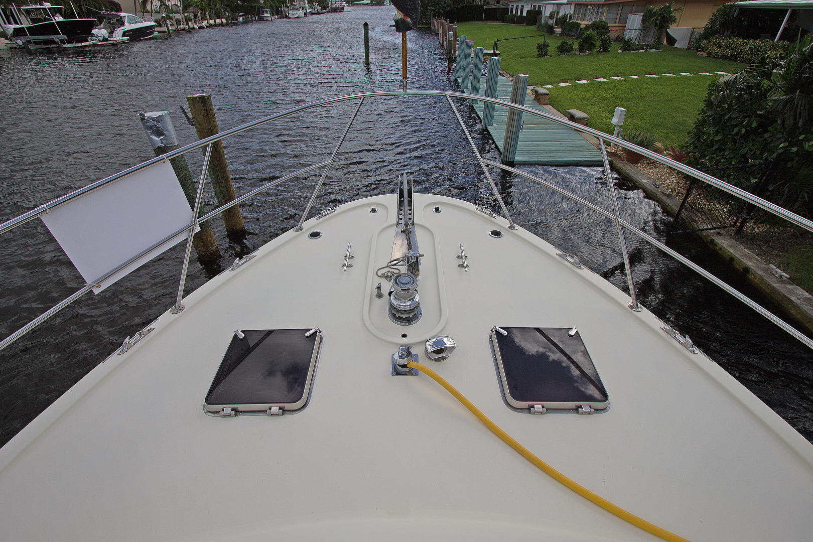 Dettling-Express Cruiser 2004-QB III Fort Lauderdale-Florida-United States-1540752 | Thumbnail