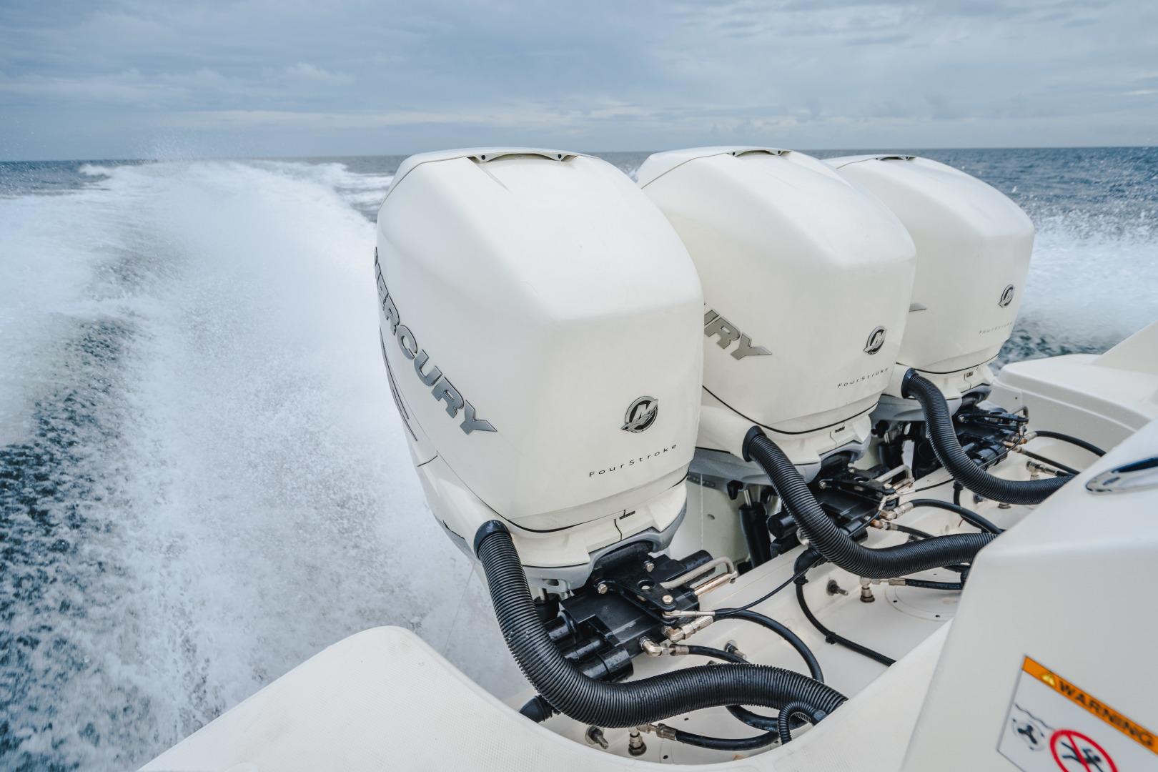 Boston Whaler-Outrage 2018-Knot Enough Time Coral Gables-Florida-United States-1534488 | Thumbnail