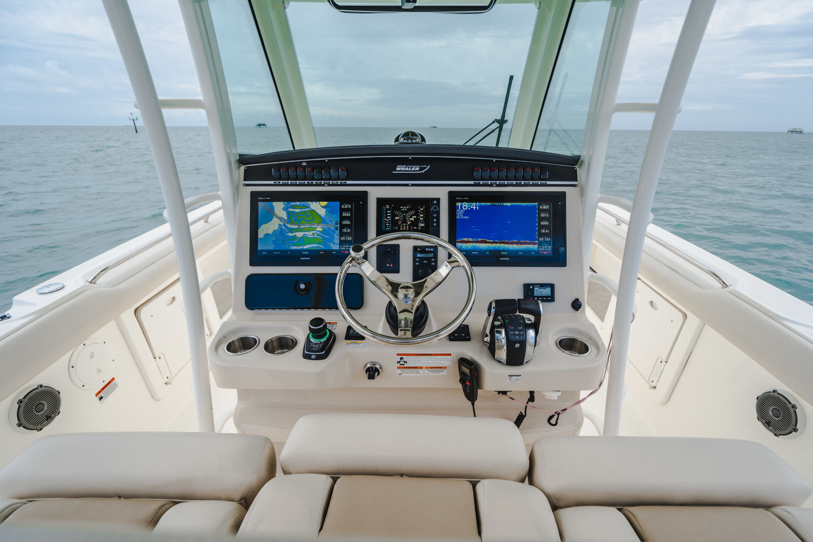 Boston Whaler-Outrage 2018-Knot Enough Time Coral Gables-Florida-United States-1534468 | Thumbnail