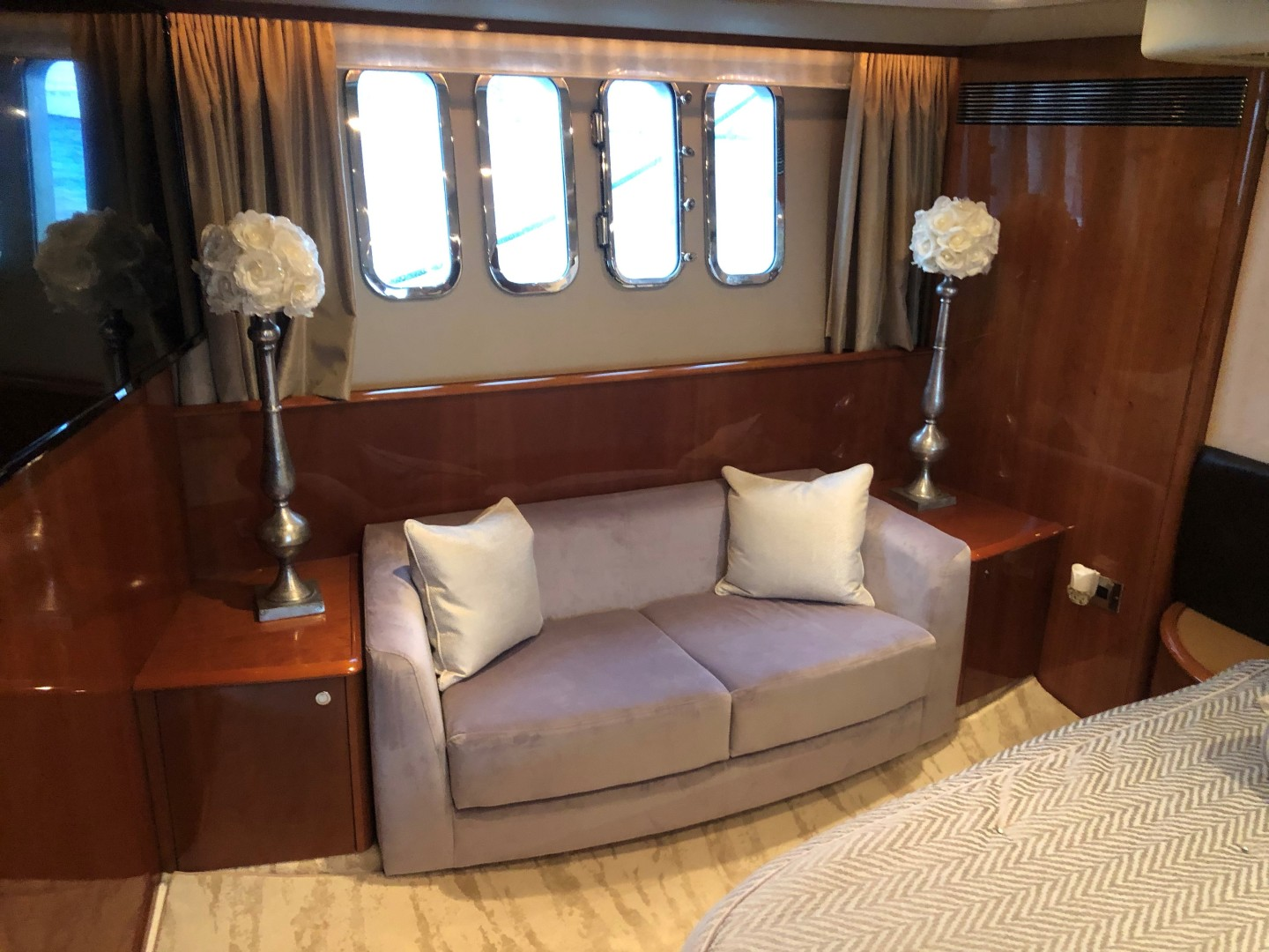 Princess-Flybridge Motor Yacht 2007-Hall Force One Palm Beach Boat Show-Florida-United States-1638227 | Thumbnail