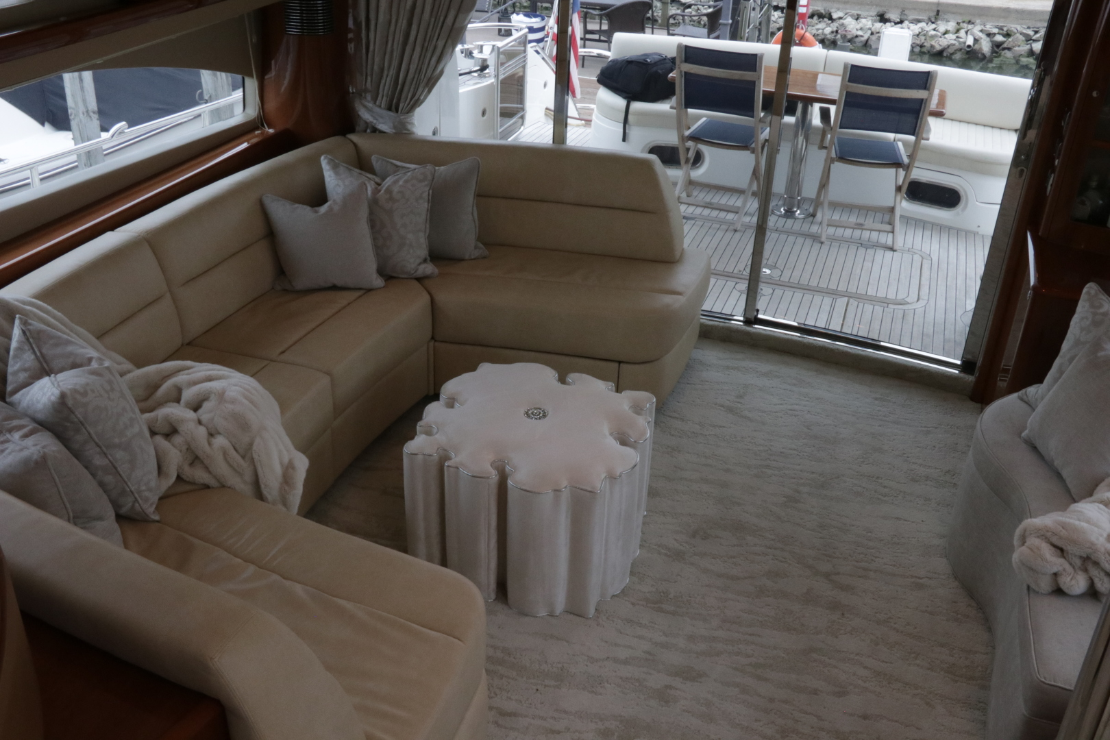 Princess-Flybridge Motor Yacht 2007-Hall Force One En Route to Florida-Florida-United States-salon-1534909 | Thumbnail