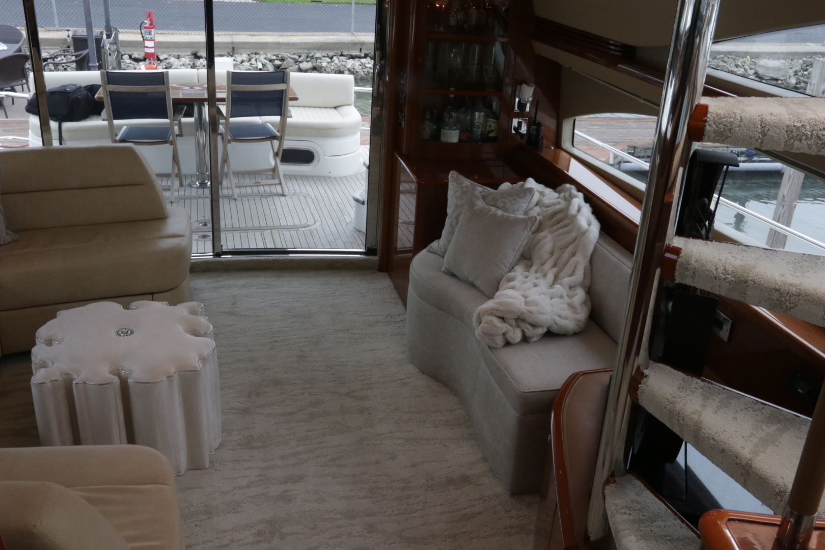 Princess-Flybridge Motor Yacht 2007-Hall Force One En Route to Florida-Florida-United States-salon-1534908 | Thumbnail