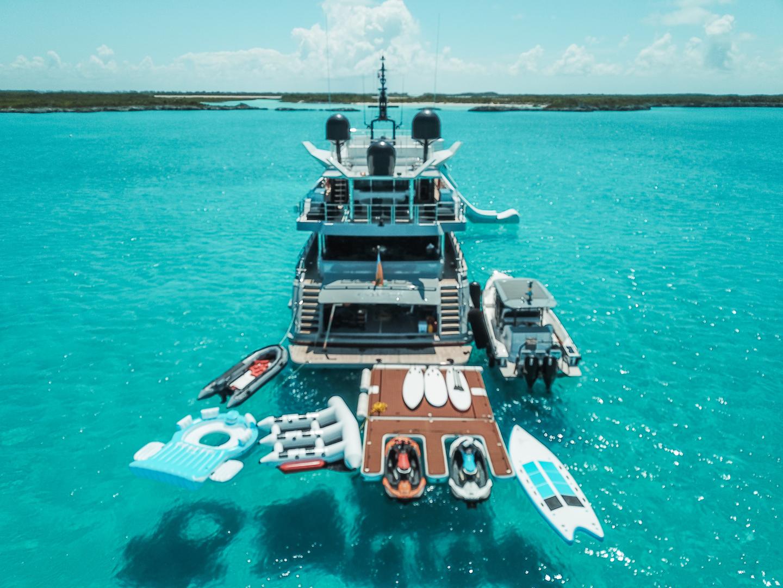 Oceanfast-Custom Tri-Deck 1996-Oculus Fort Lauderdale-Florida-United States-1534701 | Thumbnail